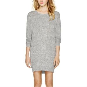 Wilfred Free Aritzia Dark Grey Stefi Dress Size S